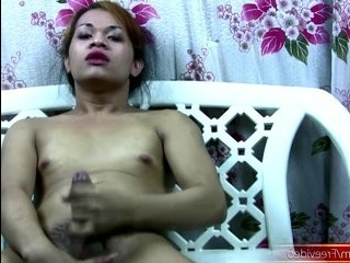 Тайские трансы с огромными хуями
