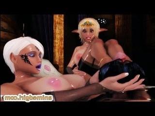Трансы порно крупно
