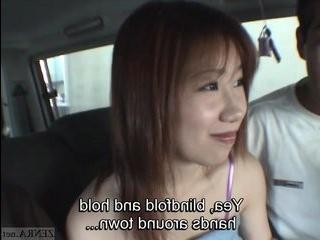 Смотреть порно видео японские шалости в общественном транспорте