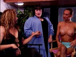Как снимпют порно трансов