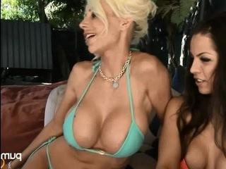 4 порно транса на море