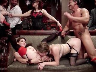 Жесткое порно видео рабов трансексуалок